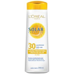 Protetor-Solar-Loreal-Expertise-Fps30-Locao-200ml