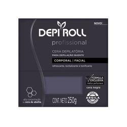 Cera-quente-depiroll-bandeja-negra-250g-13927.05