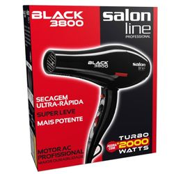 Ikesaki-Secador-Salon-Line-Black-3800-2000w-127v--36264.00