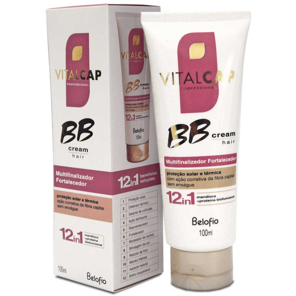BB Cream is the go-to, multifunctional hair primer, filling, smoothing, moisturizing and protecting hair against heat styling appliances and colour fading with AG's exclusive CARE complex.