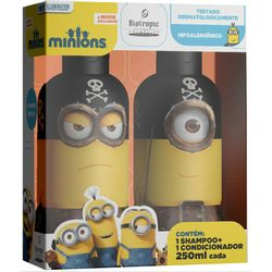 Kit-Shampoo---Condicionador-250ml-Minions-Pirata-10774.03