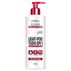 Creme-de-Limpeza-Inteligente-Elseve-Light-Poo-Reparacao-Total-5--400ml-19657.04