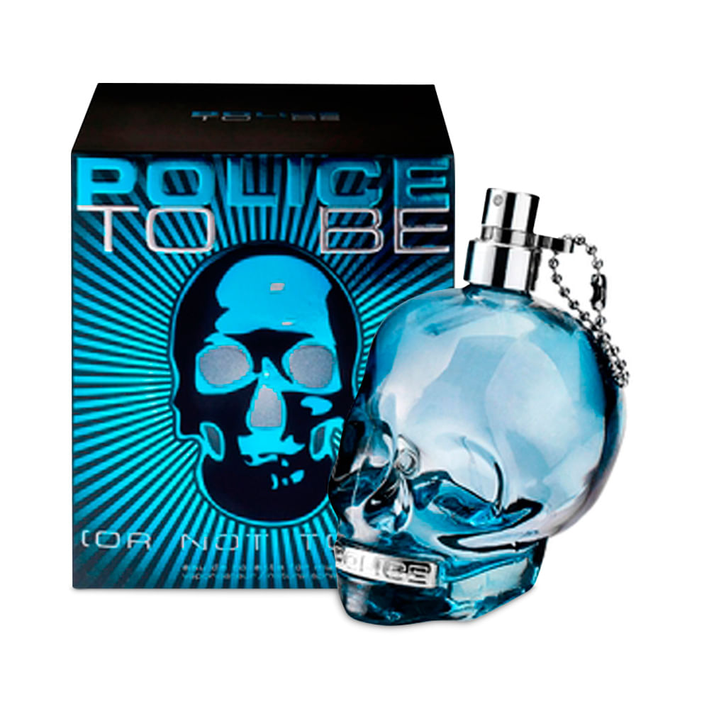 Perfume Police To Be Police Eau de Toilette Masculino 75 Ml