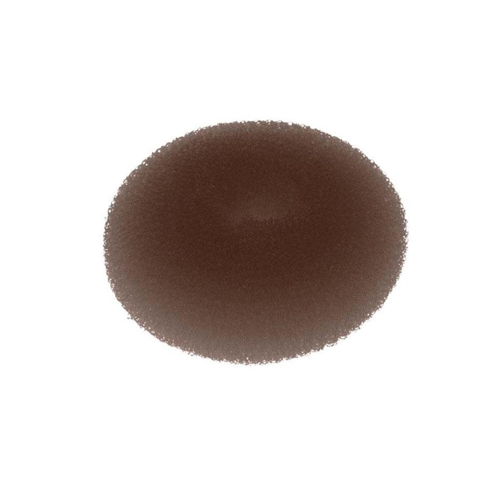 Enchimento Redondo Marco Boni para Penteados Cabelos Escuros ( 4333 )