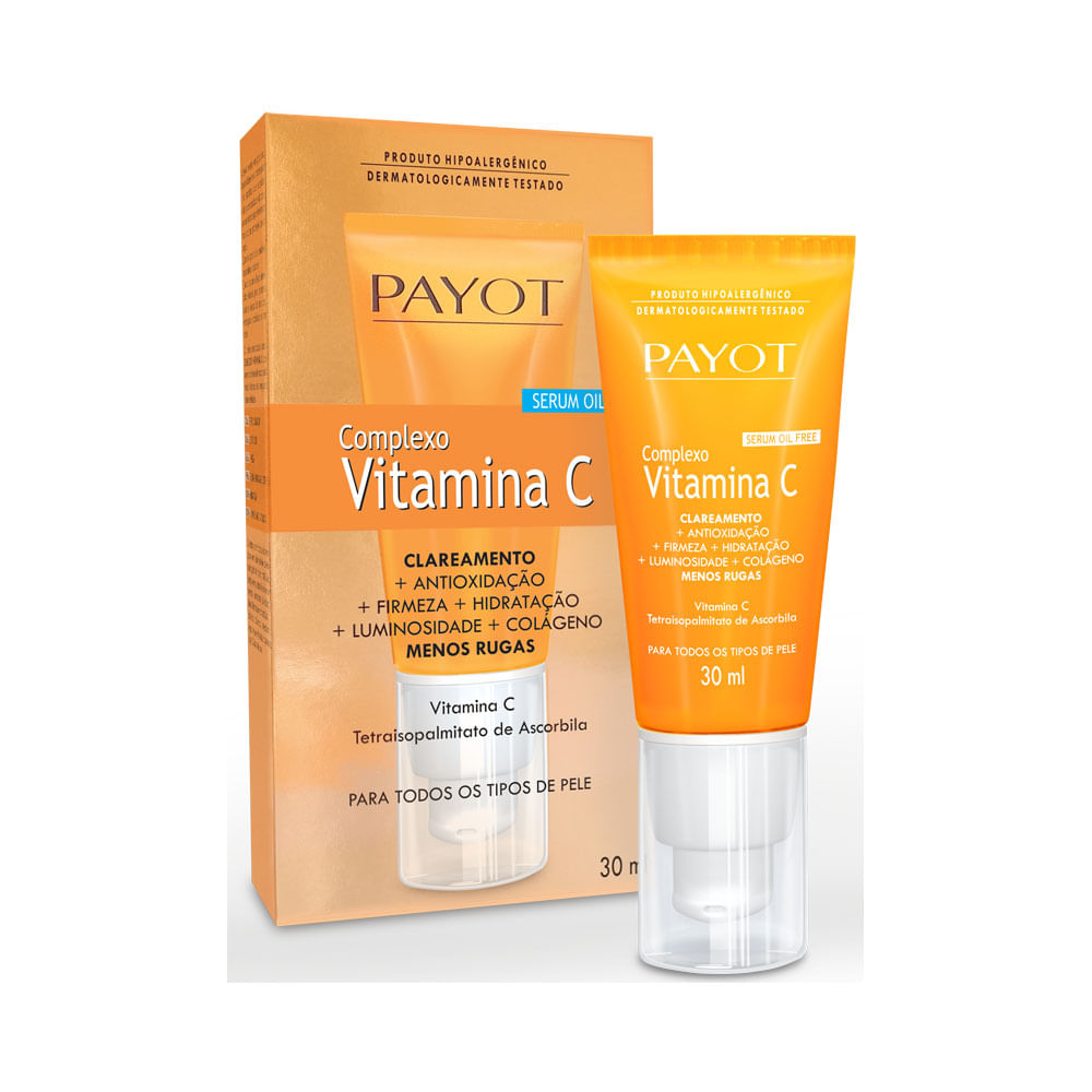 Complexo Vitamina C Payot 30ml