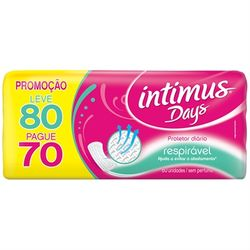 Absorvente-Intimus-Days-Leve-80-Unidades-Pague-70-Respiravel-16721-00