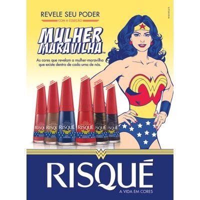 Cremoso-Mulher-Maravilha-Vermelho-Maravilha--8mL
