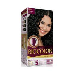 Tintura-Biocolor-SOS-Raiz-3.0-Castanho-Escuro-Chique