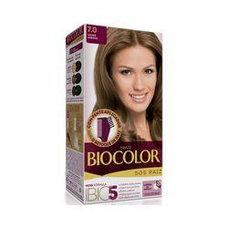 Tintura-Biocolor-SOS-Raiz-7.0-Louro-Arraso