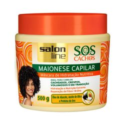 Maionese-Capilar---Mascara-de-Hidratacao-Nutritiva---S.O.S-Cachos-Salon-Line-500gMaionese-Capilar---Mascara-de-Hidratacao-Nutritiva---S.O.S-Cachos-Salon-Line-500g