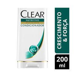 7891150014145-Condicionador-Anticaspa-Clear-Women-Crescimento-e-Forca-200ML