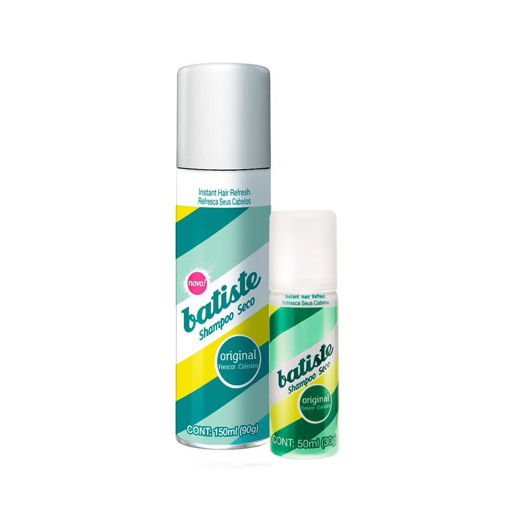 Kit Shampoo A Seco Orginal 150ml Grátis 50ml
