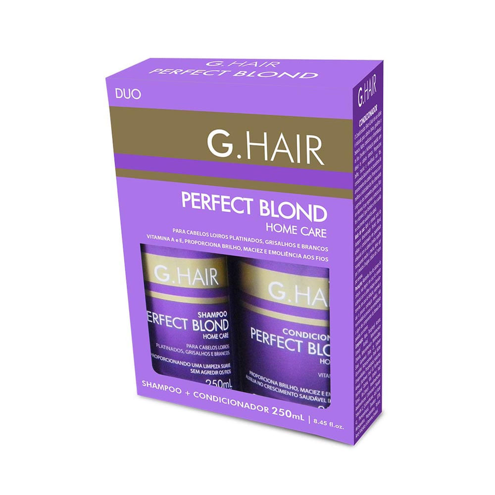 Kit-Duo-Perfect-Blond-G.Hair-Shampoo-250ml-Condicionador-250ml