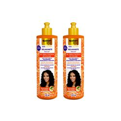 Kit-Gel-Salon-Line-Ativador-Relaxante-Natural-Controle-de-Volume-520ml-Leve-2-Pague-1