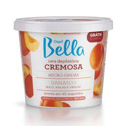 Cera-Depil-Bella-Cremosa-para-Microondas-Damasco-100g-16003.03