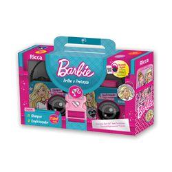Kit-Barbie-Ricca-Shampoo---Condicionador-Brilho-e-Protecao-250ml