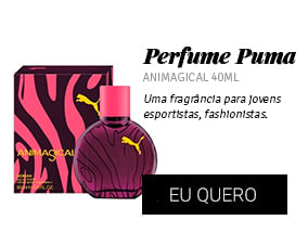EDT Puma Feminino Animagical