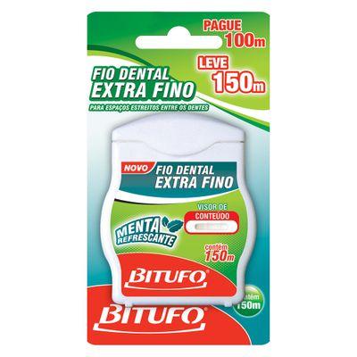 CUIDADOS-BUCAIS-BITUFO-FIO-Dental-EXTRA-FINO-LEVE150METROS-PAGUE100-20223.00