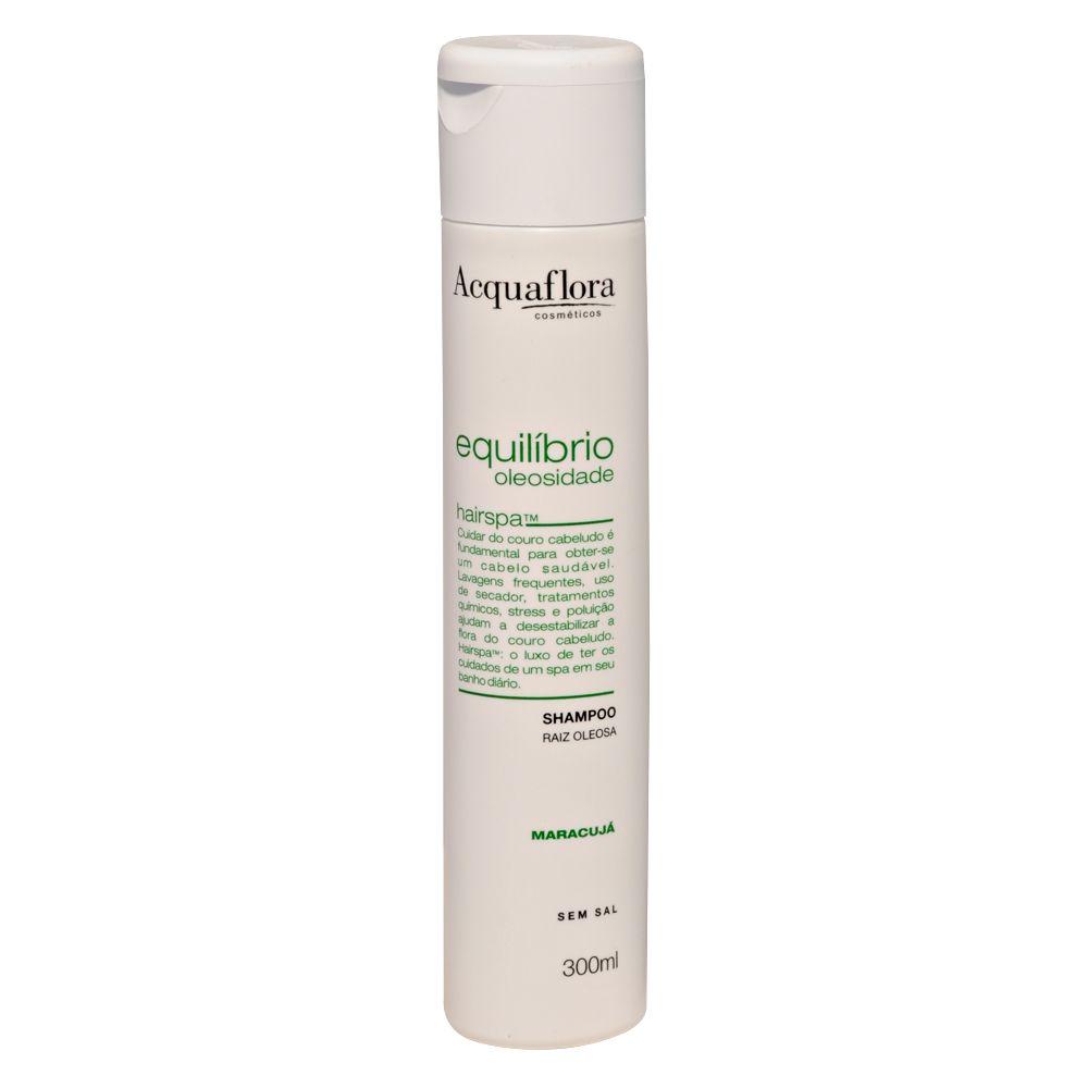 Shampoo-Acquaflora-Equilibrio-Oleosidade-Raiz-Oleosa-300ml
