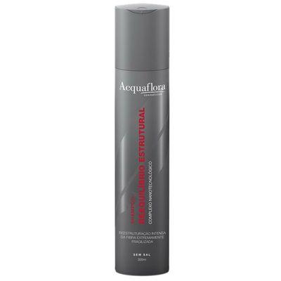 Shampoo-Acquaflora-Reequilibrio-Estrutural-300ml