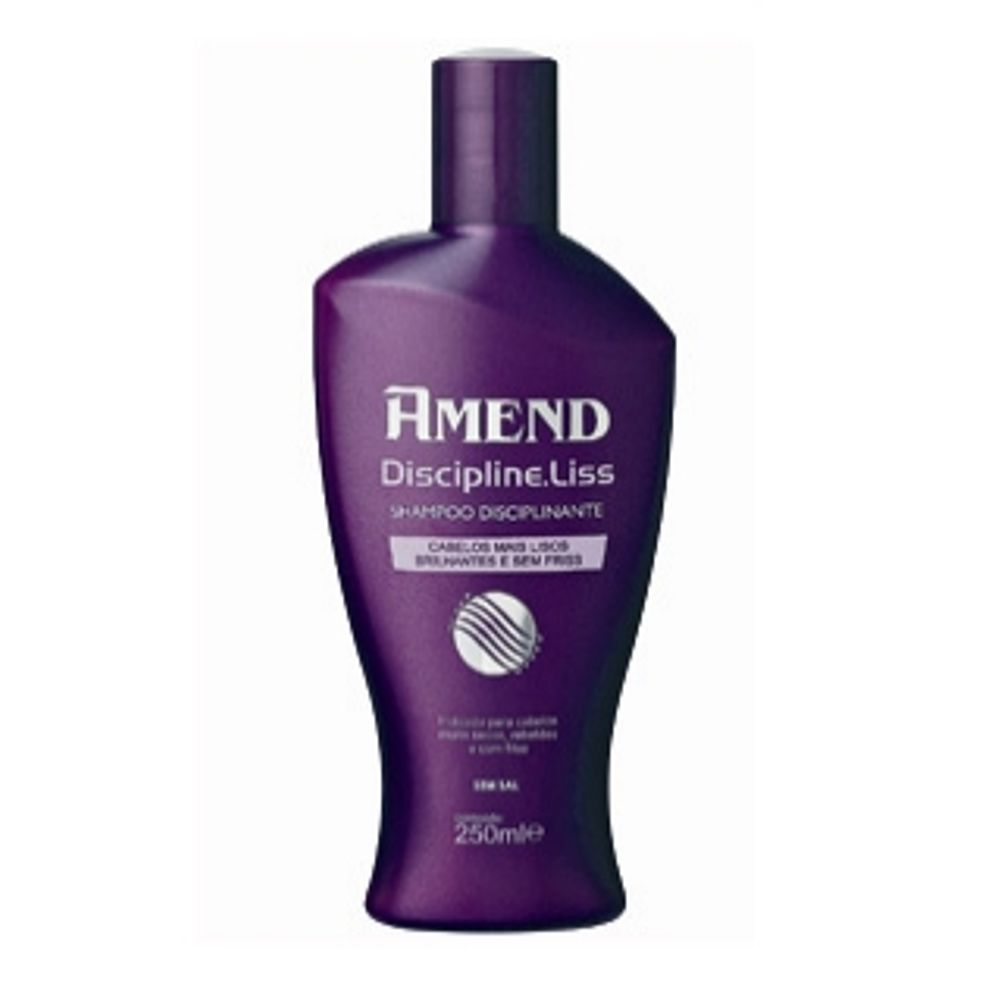 Shampoo-Amend-Discipline-Liss-250ml