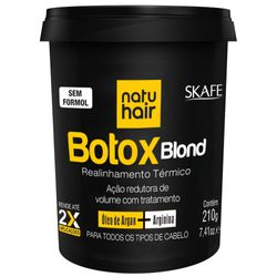Creme-Skafe-Natu-Hair-Botox-Blond-210G-11203.00