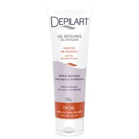 Gel-Esfoliante-Facial-Depilart-Semente-de-Damasco-31352.00