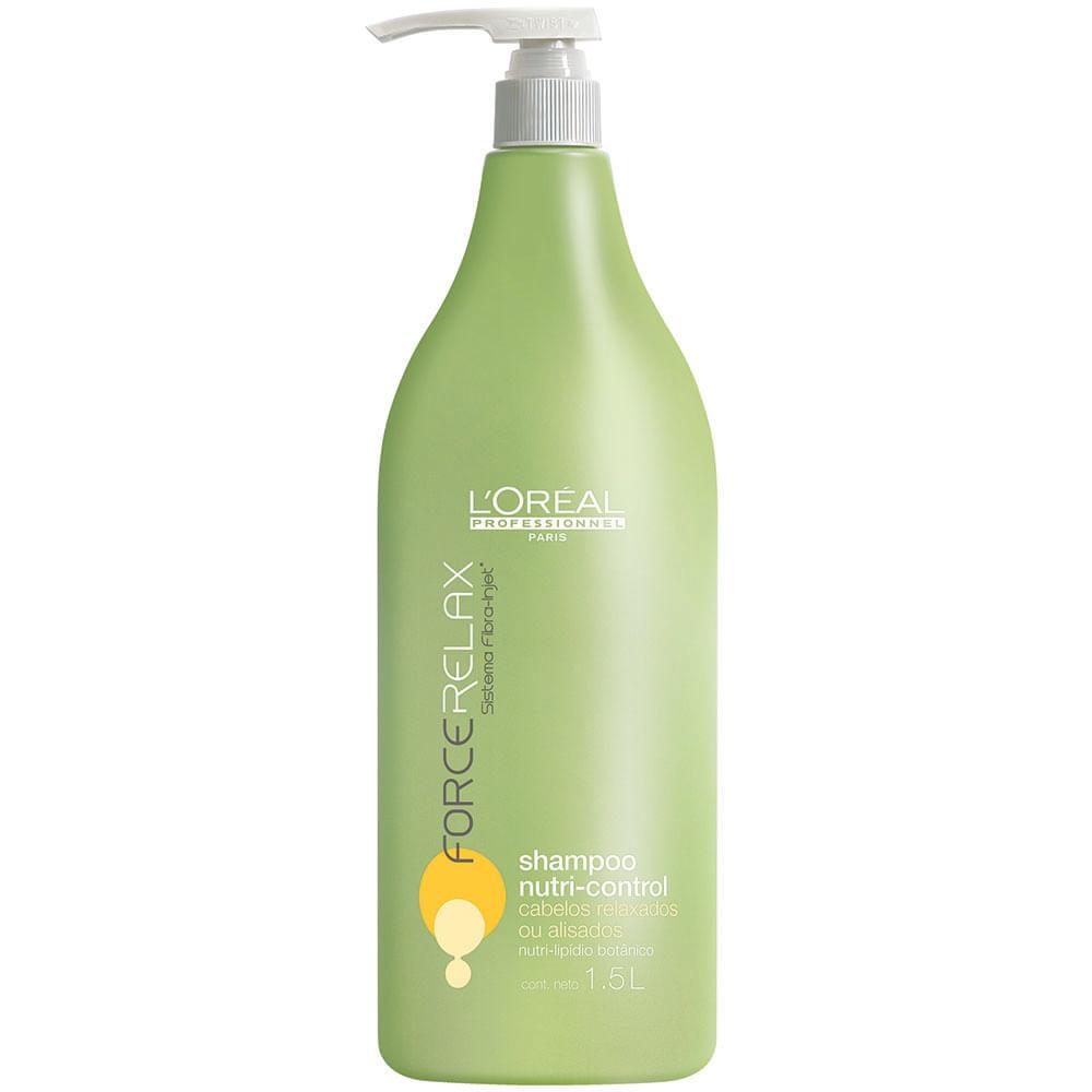 175647ed8 Shampoo L'Oreal Professionel Nutri-Control Force Relax - 1500ml ...