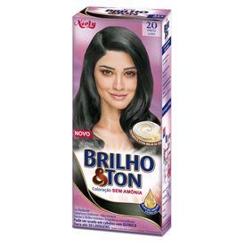 Coloracao-Brilho-e-Ton-sem-amonia-Mini-Kit-2-0-Preto-Luxo-16670.02