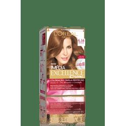 Kit-Tintura-L-Oreal-Imedia-Excellence-Creme-6.34-Chocolate-00732.08