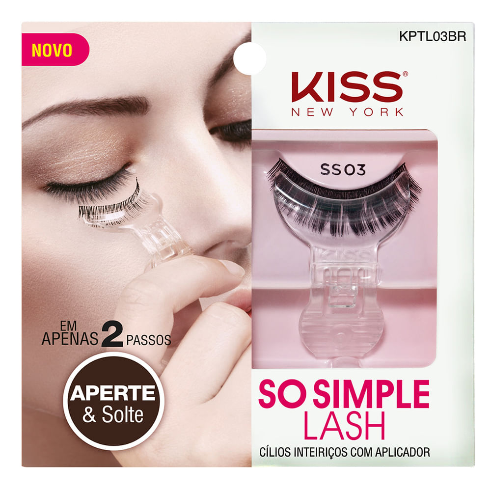 Cilios-So-Simples-Lash-03-com-Aplicador-Kiss-New-York-1235814
