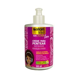 Creme-para-Pentear-Salon-Line-SOS-Teen-300ml