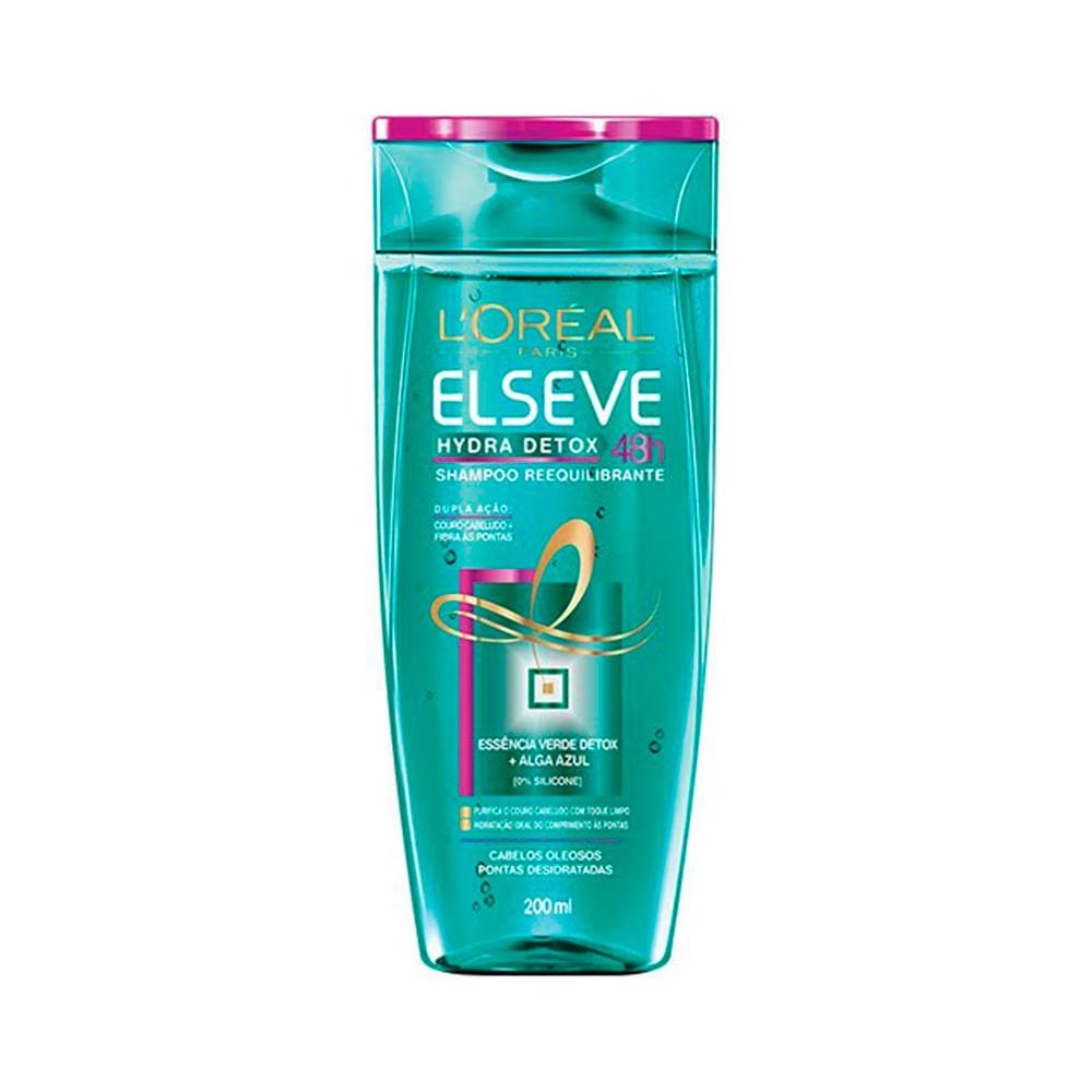 Shampoo-Elseve-Reequilibrante-Elseve-Hydra-Detox-200ml