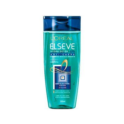 Shampoo-Elseve-Hydra-Detox-Anti-Caspa-Reequilibrante-200ml