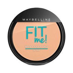 Po-Compacto-Maybelline-Fit-Me-Cor-110-Claro-Real