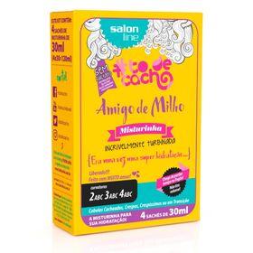 Amigo-de-Milho-Misturinha--Era-uma-vez-uma-Super-Hidratacao--4-saches-de-30-ml-Salon-Line
