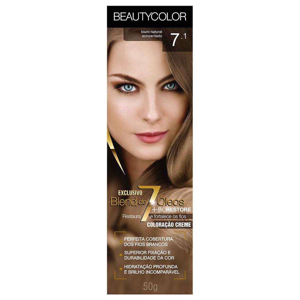 Coloracao-7-1-Louro-Natural-Acinzentado-50g-Beauty-Color-3485781