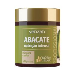 Mascara-Yenzah-Abacate-480g-SPA-do-Cabelo