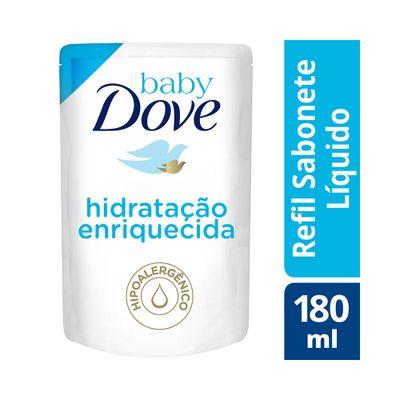7891150035874--Refil-Sabonete-Liquido-Baby-Dove-Hidratacao-Enriquecida-180ml