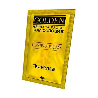 Mascara-Facial-Avenca-com-Ouro-24K-Golden-Hipernutricao-8g