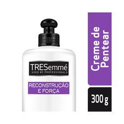 7891150018945-Creme-de-Pentear-TRESemme-Reconstrucao-e-Forca-para-Cabelos-Danificados-300g