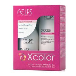 Kit-Felps-Xcolor-Color-Protector-Shampoo-300ml-Condicionador-200ml-21154.00