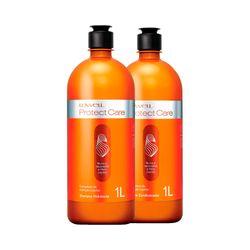 Kit-Lowell-Shampoo-Hidratante-Protect-Care-1000ml---Condicionador-Hidratante-Protect-Care-1000ml-15699