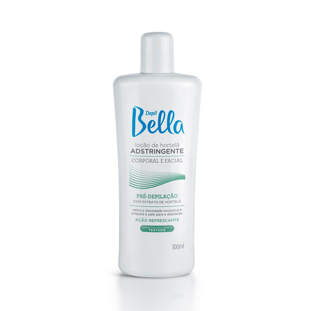 Locao-Depil-Bella-Adstrigente-300ml-Hortela-6133.00
