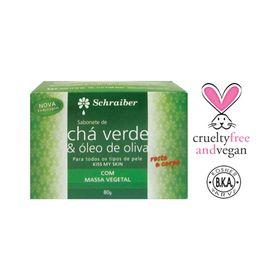 Sabonete-Schraiber-Cha-Verde-80g