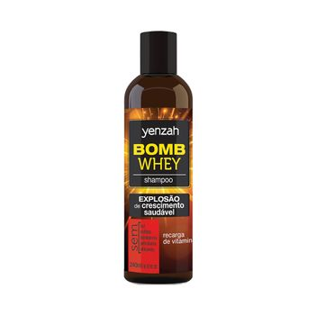 Shampoo-Yenzah-Whey-Bomb-Cream-240ml