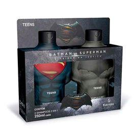 Kit-Biotropic-Batman-X-Superman-c2-Shampoos-2em1-250ml