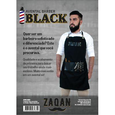 Avental-Barber-Black