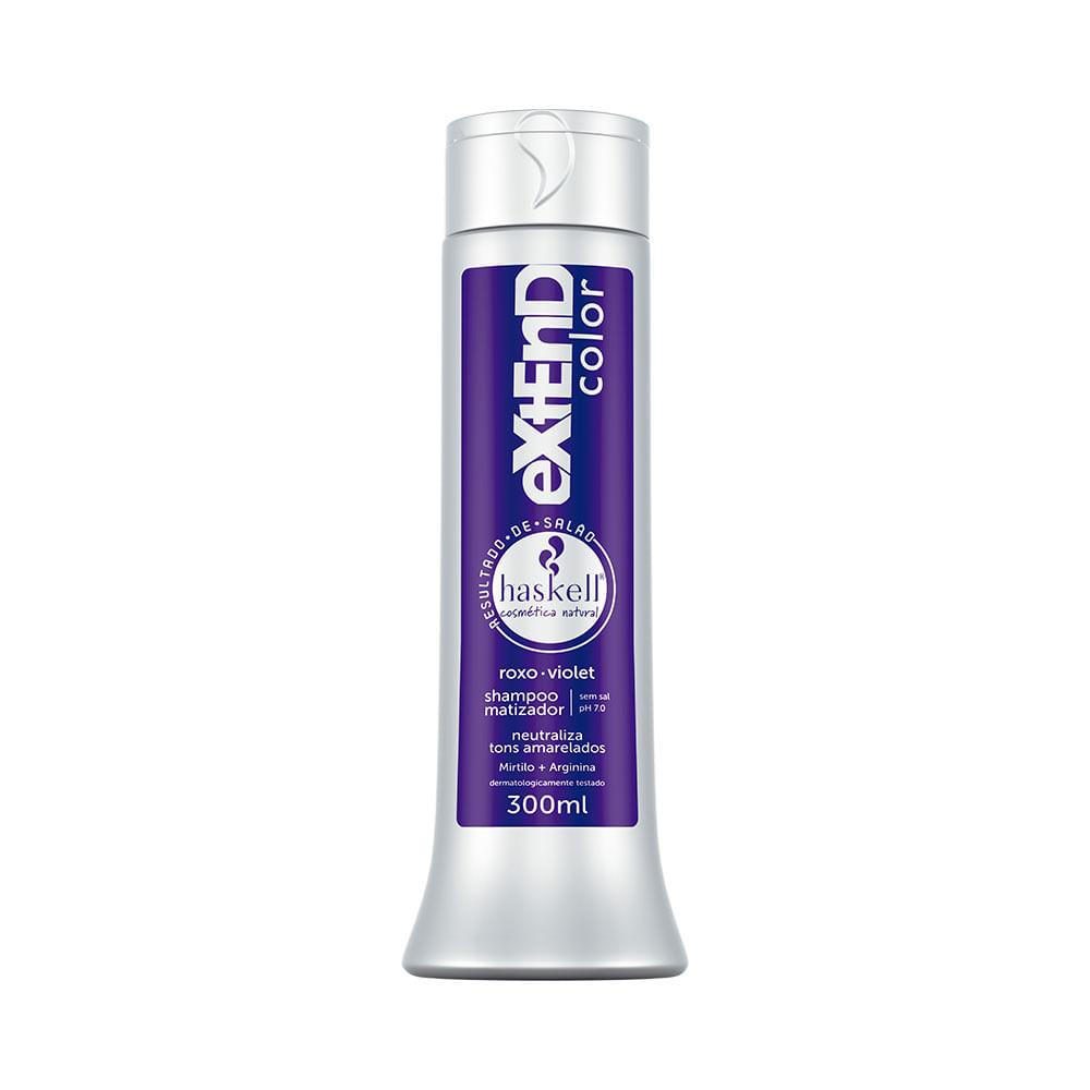 cada cuanto se aplica el shampoo matizador