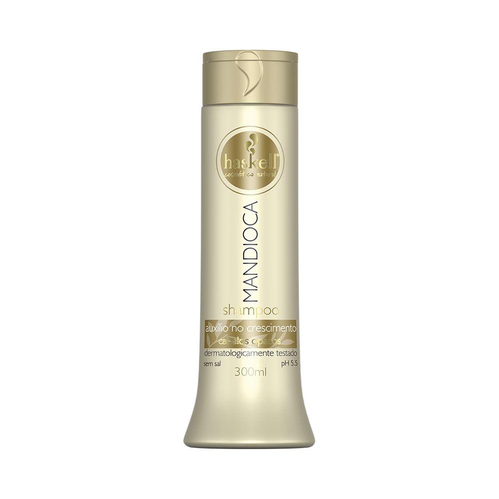 30aba56af Shampoo Haskell Mandioca 300ml